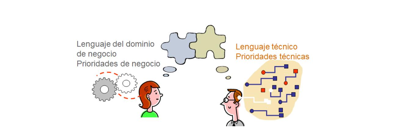 Ilustración lenguaje TIC