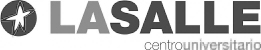 Logo LaSalle centro universitario