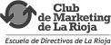 logo club de Marketing de la Rioja. Escuela de directivos de La Rioja