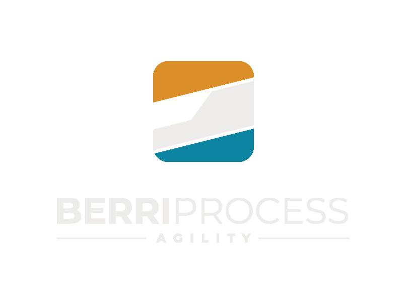 Berriprocess Agility logo footer