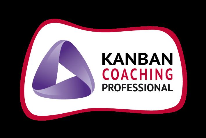 Distintivo Kanban Coaching Professional