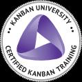 Sello Kanban University. Certified Kanban Training