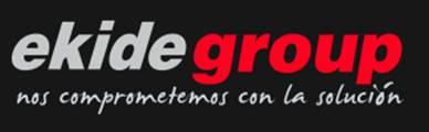 Logotipo Ekide Group nuestros clientes