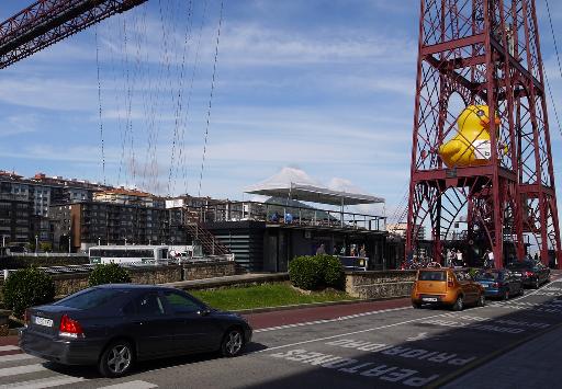 Foto Cola Puente Colgante