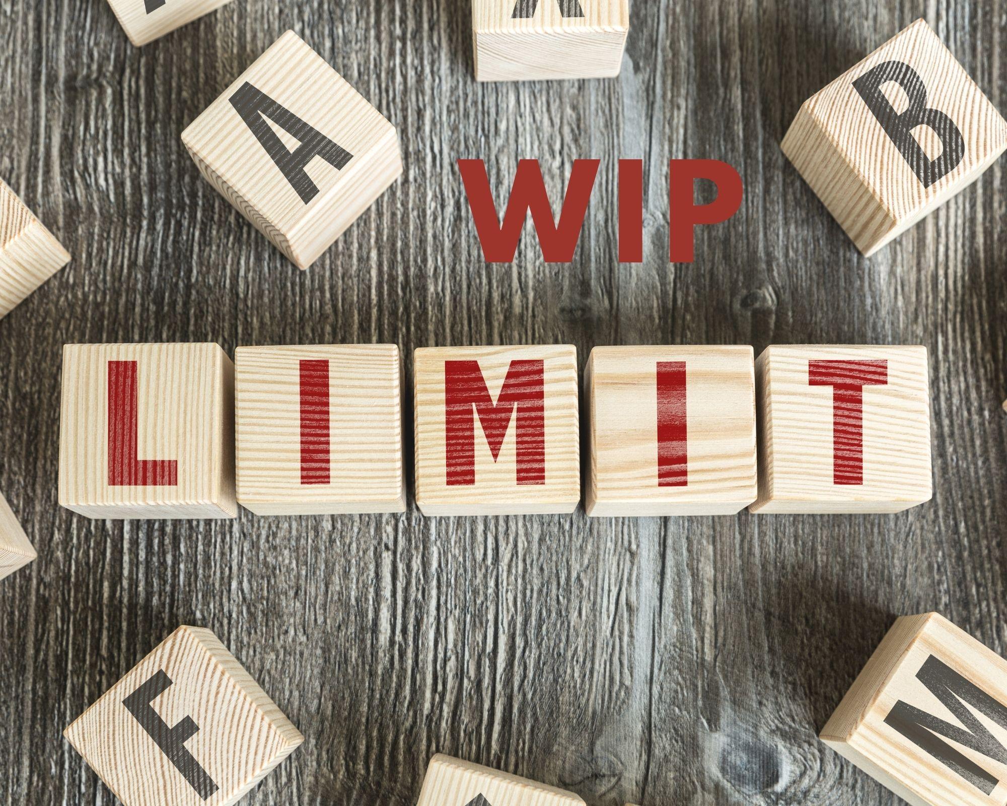 Post limitar WIP foto