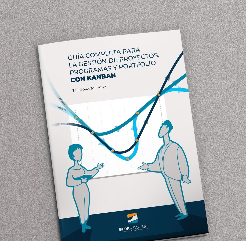 Portada Guía KPPM Gestión de Proyectos con Kanban Berriprocess Agility